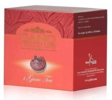 Этот напиток состоит из Руибос Чая (Rooibos Tea) и Ганодермы...
